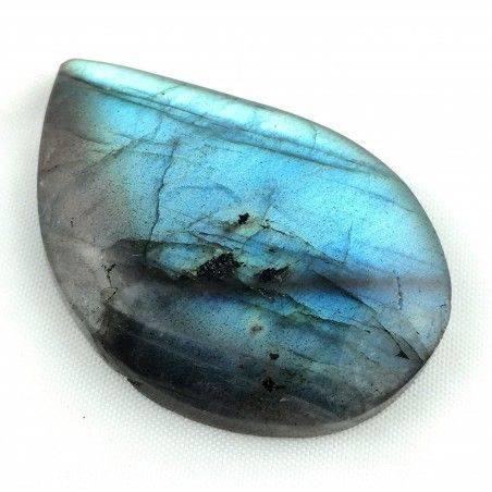 Polished KING LABRADORITE Cabochon STONE Quality Crystal Healing Chakra Reiki 10g-2