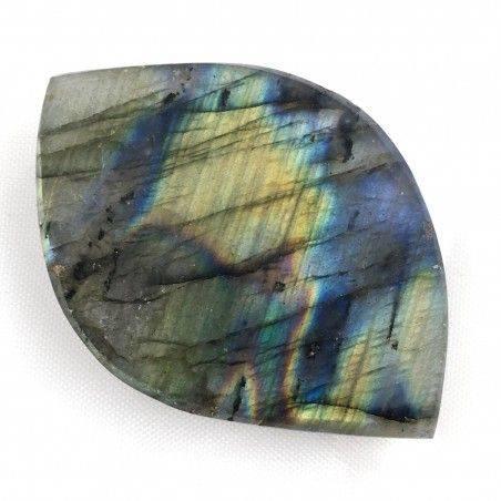 Polished KING LABRADORITE Cabochon STONE Shades Crystal Healing Specimen-1