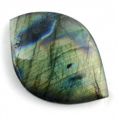 Polished KING LABRADORITE Cabochon STONE Shades Crystal Healing Specimen-3