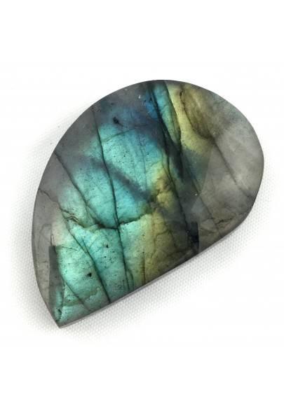 Polished KING LABRADORITE Cabochon STONE Shades Crystal Healing Reiki-1