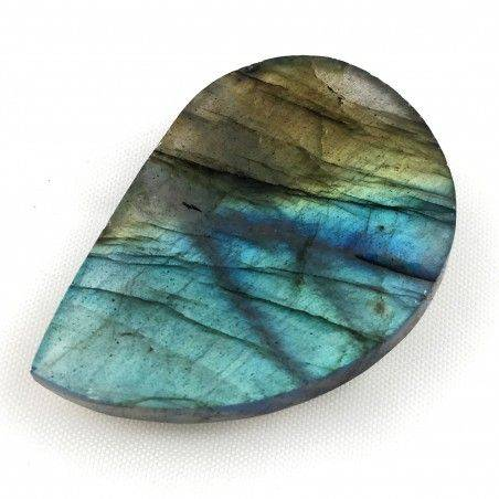 Polished KING LABRADORITE Cabochon STONE Shades Crystal Healing Reiki-2