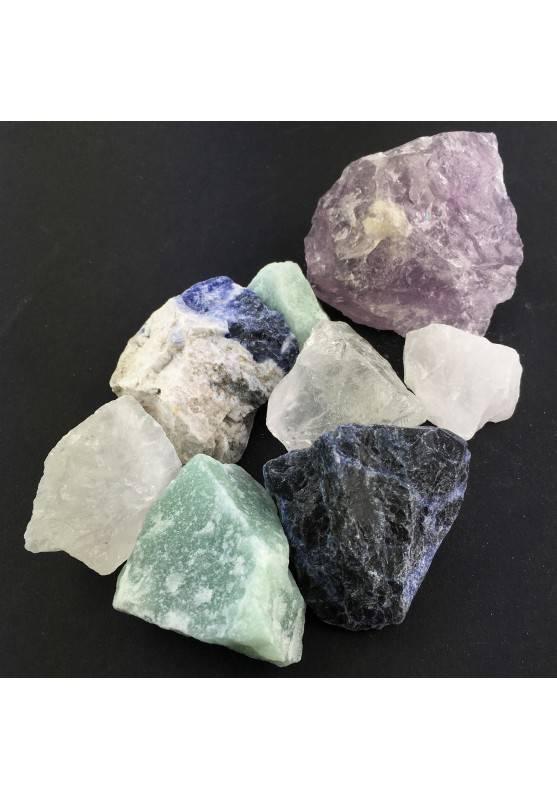 Bagni di Pietre Energetiche - PACE e ARMONIA Minerali Cristalloterapia Calma-1