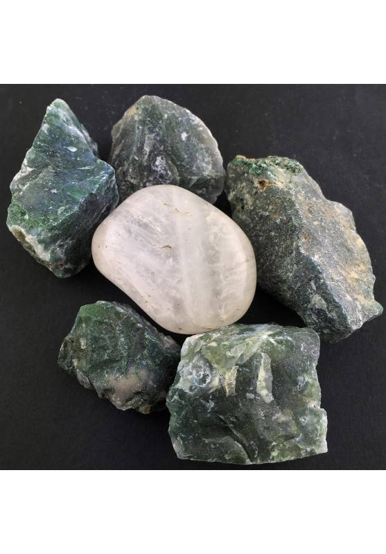 Baths Energy Stones - Peace and Harmony Minerals Crystal Healing Zen-1
