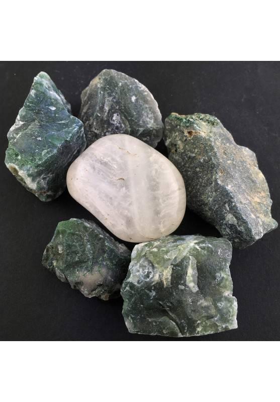 Bagni di Pietre Energetiche - PACE e ARMONIA Minerali Cristalloterapia Chakra Zen-1