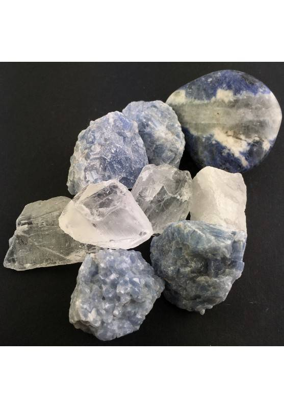 Bagni di Pietre Energetiche - DIFESE IMMUNITARIE Minerali Cristalloterapia-1