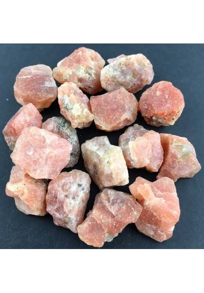 Gemstone Rough in SUN STONE HELIOLITE Pure Crystal Healing MID Size Chakra A+-1