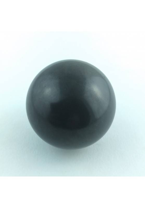 MINERALI * SFERA in SHUNGITE Elite no Elettrosmog 55mm Diametro-1