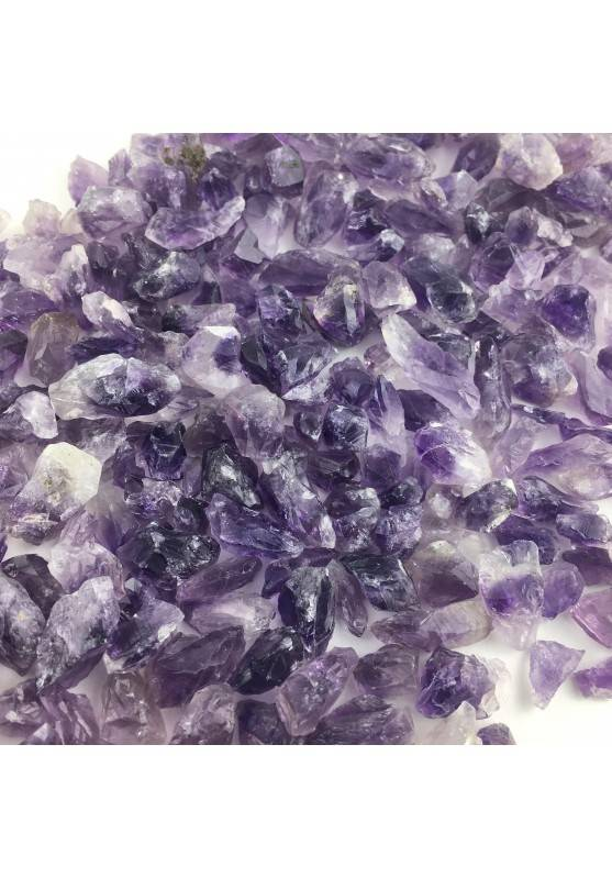 50 Grams Crystal Rough AMETHYST Crystal Healing Stone Minerals-1