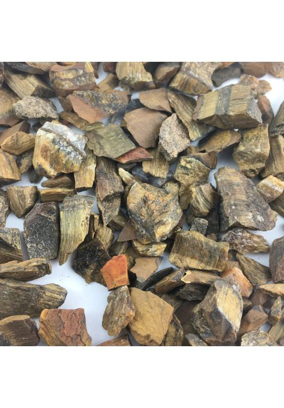 50 Grams Crystal Rough Eye Tiger Crystal Healing Stone Minerals-1