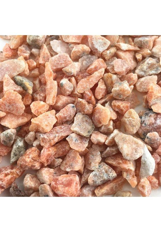 50 Grams Rough Calcite Orange Stone Crystal Healing Minerals-1