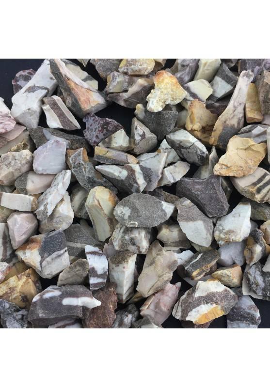 100 Grams ZEBRA Jasper Stone Crystal Healing Minerals-1