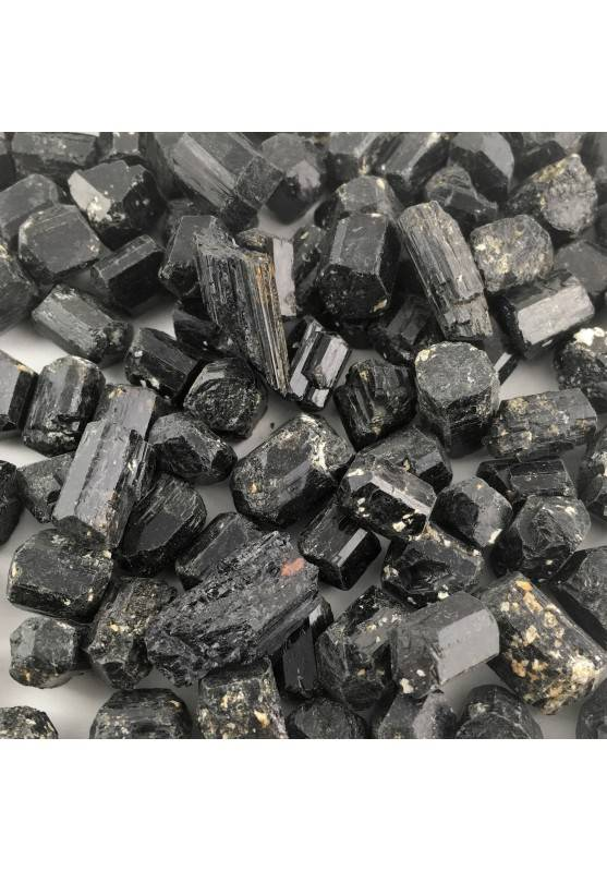 Rough Black Tourmaline Stone No Electromagnetic waves Crystal Healing Minerals-1