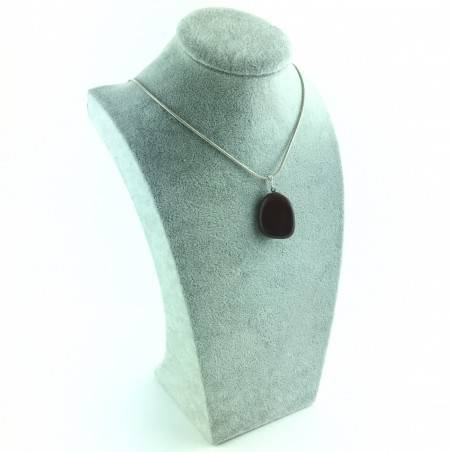 Excellent Pendant in MOOKAITE Tumbled Stone Necklace MINERALS Chakra High Quality A+-1