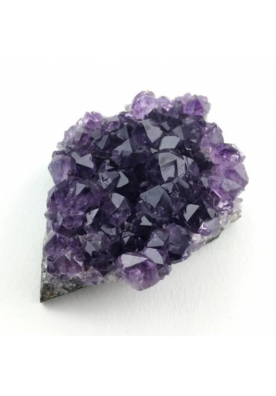 MINERAL * Rare Precious Rough Druzy Amethyst Minerals Crystal Healing Specimen-1