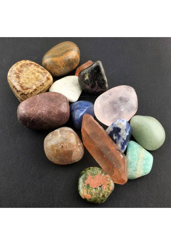 Baths Energy Stones - Benefit Painkiller Minerals Crystal Healing Chakra-2
