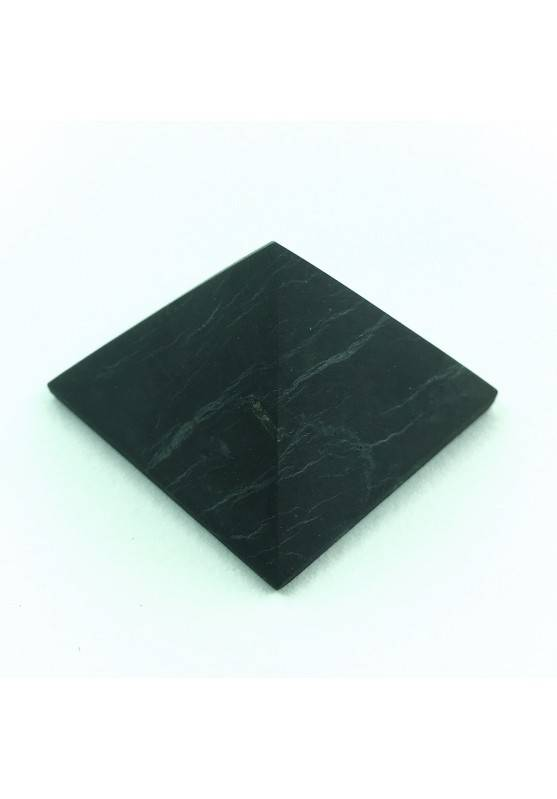 PYRAMID Shungite no elecrtosmog 30x30mm polished with Box Crystal Healing-1