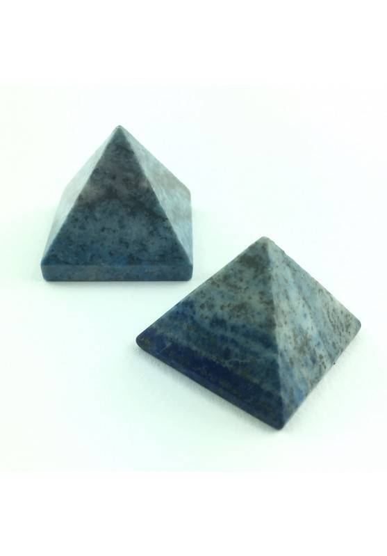MINERALS * Pyramid LAPIS LAZULI Rough Blue Crystal Healing Furniture-1