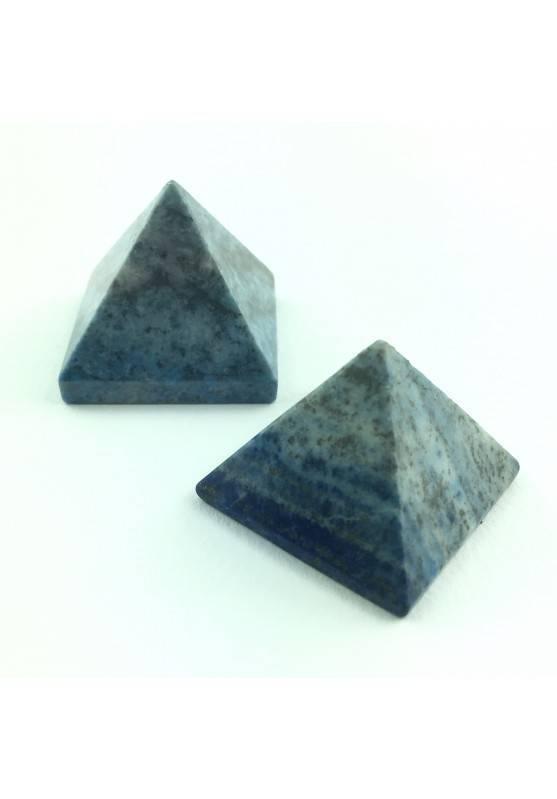 MINERALES * Pyramid en LAPISLÁZULI Crystal Healing Specimen Furniture Chakra Zen-1