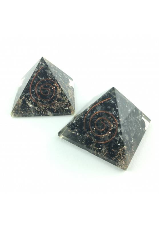 ORGONITE Pyramid Black Tourmaline No Electromagnetic waves Furniture Energy-1