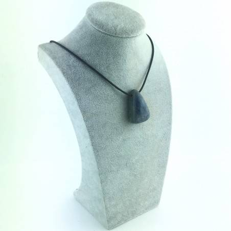 Tumbled Necklace Pure DUMORTIERITE Stone Crystal Healing Chakra Reiki Zen-3