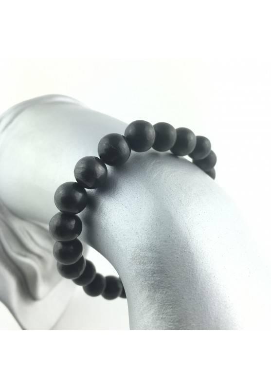 copy of Shungite Bracelet MINERALS 8mm Chakra Crystal Healing Reiki Zen-2