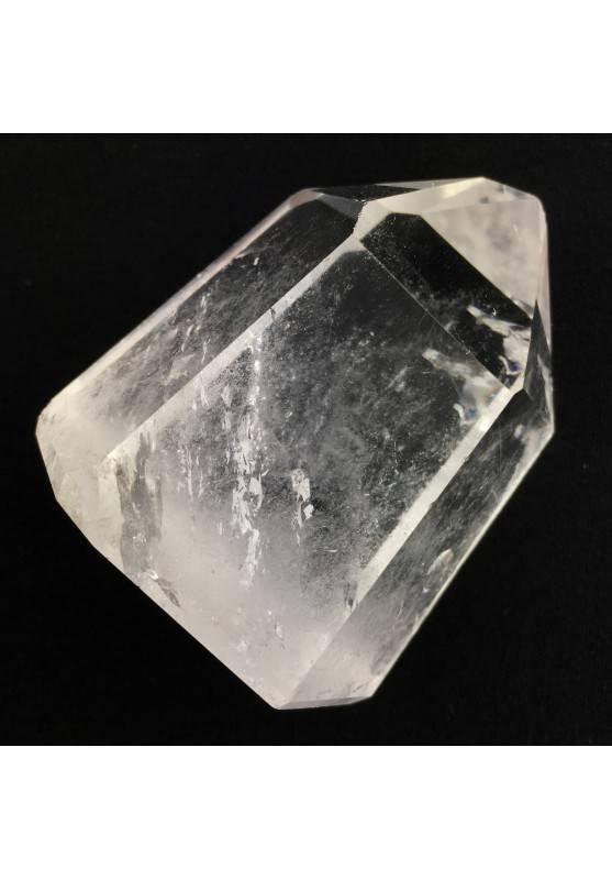 Punta Cuarzo Blanco Calidad Extra Minerales Terapia de cristales Colección-1