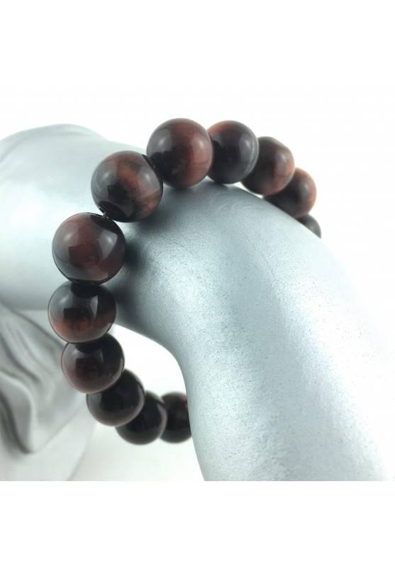 Bracelet Ojo de Tigre GRANDE Terapia de Cristales Chakra Reiki Zen-2