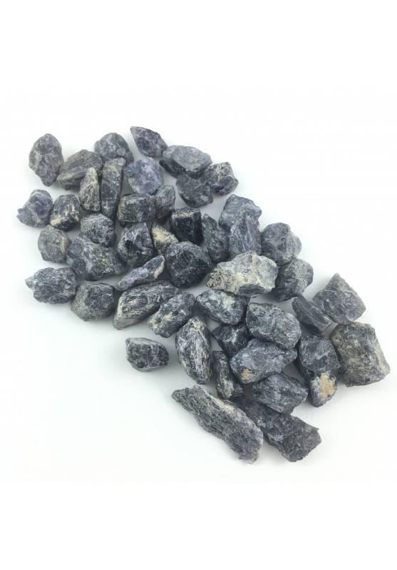 Gem of Rough IOLITE Stone Blue Crystal Healing Specimen Chakra Reiki-1