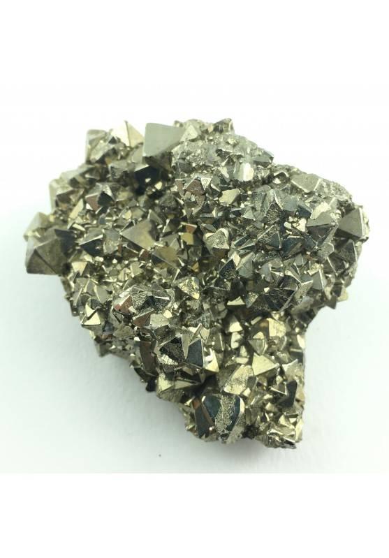 Preciosa PIRITA Octaedrica del Perù Minerales Alta Calidad 174gr Zen-1