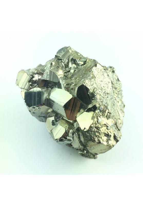 Bellissimo Campione PIRITE Grezzo Minerale Pentagonale Arredamento Alta Qualità-1