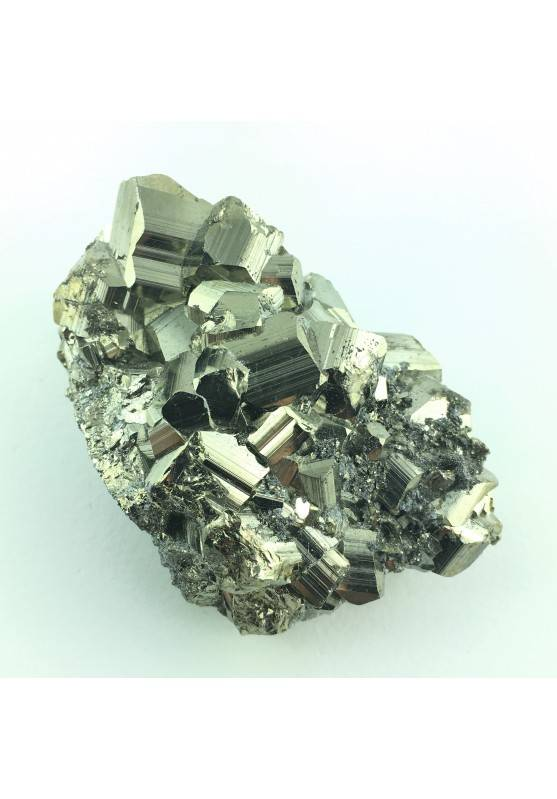 Piece of Pyrite Rough Stone Unpolished Crystal Healing 159gr High Quality A+-2