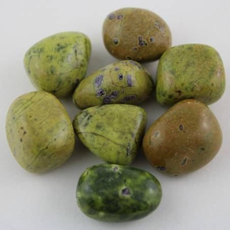 Tumbled ATLANTISITE Crystal 1pc Healing High Grade MINERALS Tumblestones A+-3