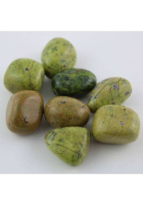 Tumbled ATLANTISITE Crystal Healing MINERALS A+ [ Tumbled Stone Atlantisite ]-1
