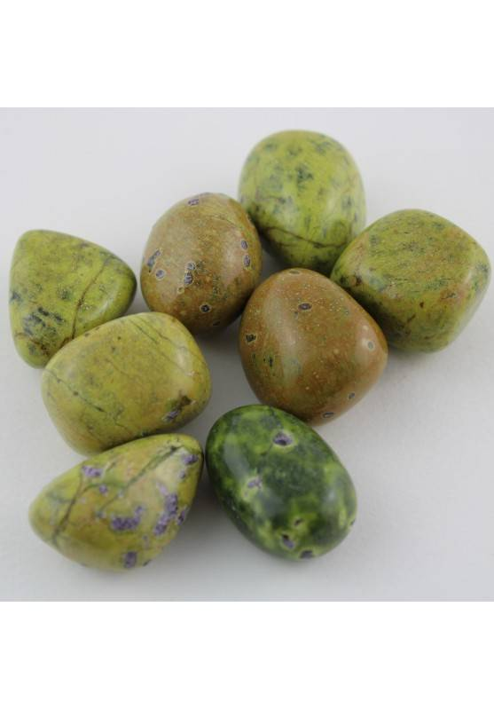 Tumbled ATLANTISITE Crystal Healing MINERALS A+ [ Tumbled Stone Atlantisite ]-2