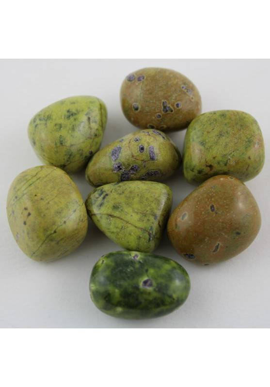 Tumbled ATLANTISITE Crystal Healing MINERALS A+ [ Tumbled Stone Atlantisite ]-3
