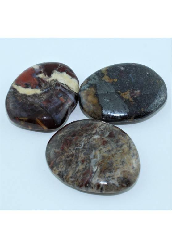 Minerales Palmstone PIETERSITA Rodado Piedra terapia de Cristales High Quality-2