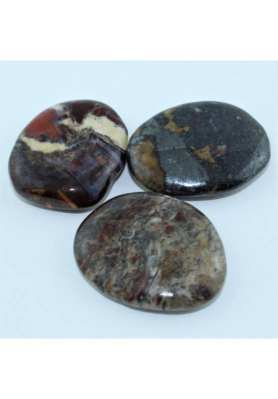 Palmstone PIETERSITE Tumbled Stone Crystal Healing Massages Chakra Reiki A+-2