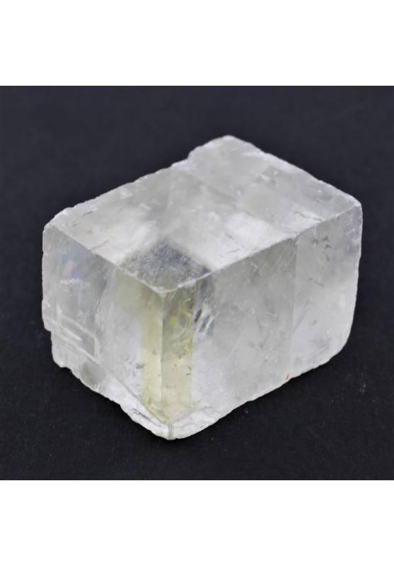 MINERALI * Calcite Ottica Spato D'Islanda Puro Birifrangente Cristalloterapia-1