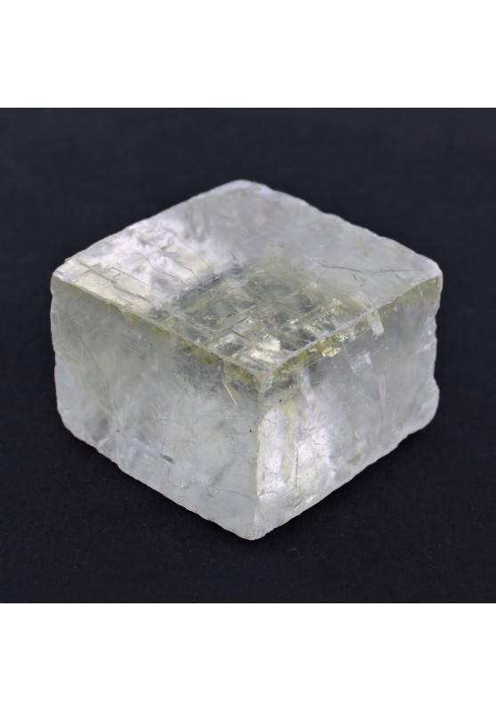 MINERALS * Optical Ice Calcite Iceland Spar Natural Rose Crystal Healing Specimen-1