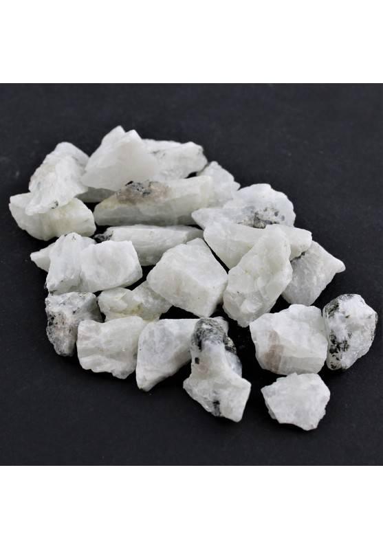 LABRADORITE Bianca Grezza Qualità Extra Pietra di Luna Cristalloterapia Chakra-1