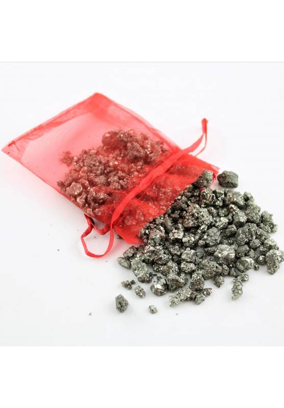 Pyrite Rough Bag 100g Minerals Chakra Crystal Healing Specimen High quality-1