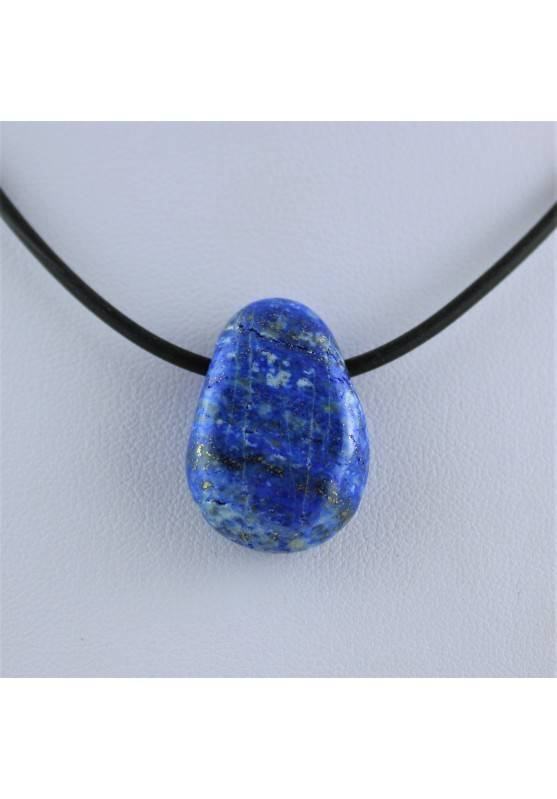Pendant of LAPIS LAZULI Drop Necklace Minerals High Quality Crystal Healing A+-1