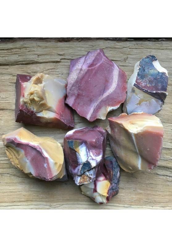 MOOKIATE GREZZO Minerali Cristalloterapia Chakra Reiki Qualità Alta Wicca A+-1