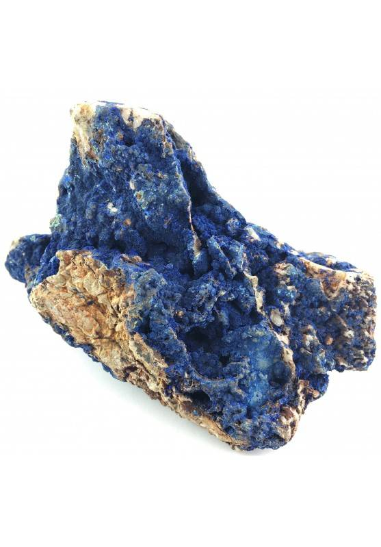 Crystals in AZURITE on Matrix Crystal Healing Specimen Reiki Chakra A+-1