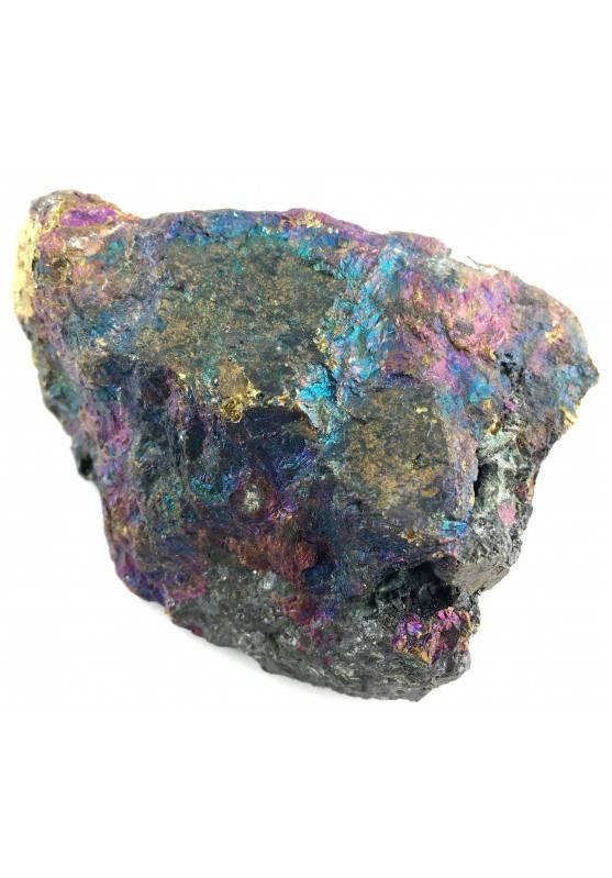 GALENA su CALCOPIRITE Collezionismo Cristalloterapia Reiki Chakra Zen Qualità A+-2