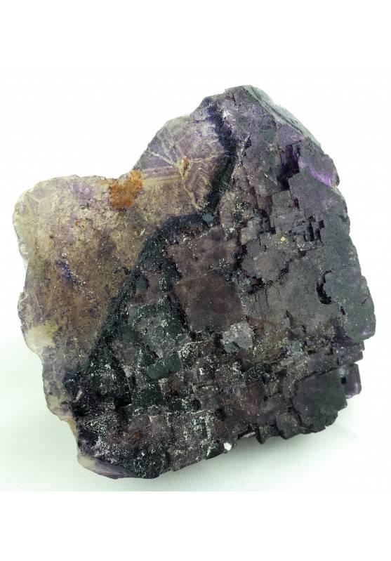 MINERALS Wonderful Specimen of Purple Fluorite del MEXICO Specimen Chakra A+-2