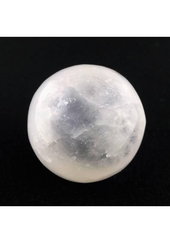 * MINERALS * SELENITE Sphere Angels Stone Clear Energy Chakra Reiki Zen-1