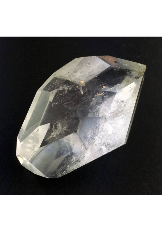 Double Terminated Hyaline Quartz Rough Crystal from Himalaya Chakra Reiki-2