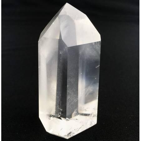Hyaline MASTER  Quartz Point with Spirit Crystal Healing Specimen Chakra-1