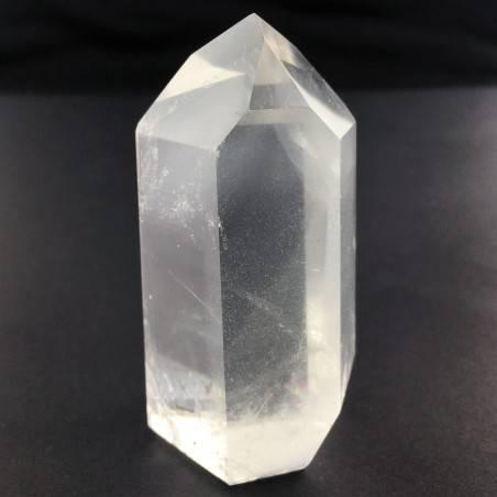 Hyaline MASTER  Quartz Point with Spirit Crystal Healing Specimen Chakra-3